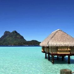 Yes, Bora Bora is unreal! For our honeymoon we wanted to take a once in a lifetime trip and we were not disappointed with our decision. Looking at the pictures online it is hard to believe that suc…