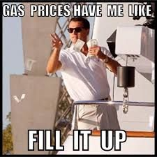 Average #gasprice in US this wk: $2.23/gal (down 1¢ from last wk). Last September: $2.44/gal.  Fill Up...& Drive!