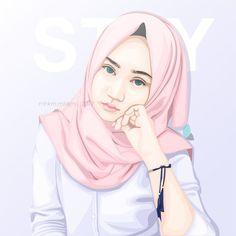 Vct hijab by mhkmstudio hijab vector di 2019 wanita, dekorasi, dan pakaian Cute Cartoon, Cartoon Art, Caricature, Hijab Drawing, Hijab Cartoon, Anime Art Fantasy, Islamic Girl, Girl Hijab, Muslim Girls