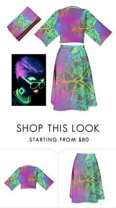 Just Glow With It! by flisty on Polyvore featuring CC