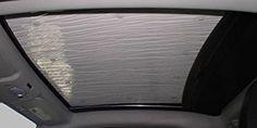 SKYLIGHT Sunshade for Honda Element 2003 2004 2005 2006 2007 2008 Heatshield Custom Sunshade #883T