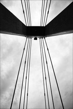 Bridge - Black & White photography