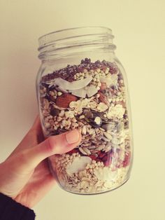tips for buying healthiest muesli and recipe