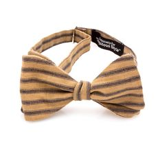 The Sevillano Self Tie Bow Tie by UbiquitousStyle on Etsy