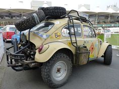 VW Baja Beetle