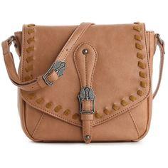 Jessica Simpson Coachella Cross Body Bag ($20) ❤ liked on Polyvore featuring bags, handbags, shoulder bags, purses, accessories, bolsas, clearance handbags, beige handbags, jessica simpson handbags and crossbody handbags