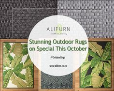 Outdoor Rugs, Outdoor Living, October, Fabrics, Transitional Outdoor Rugs, Tejidos, Outdoor Life, The Great Outdoors, Cloths