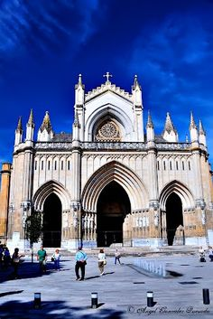 Catedral de Vitoria-Gasteiz  Spain