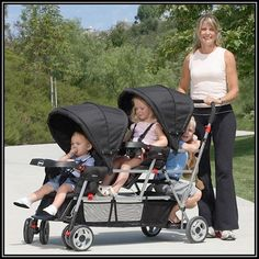Strollers For Twins And Toddler