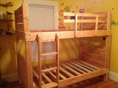 Sturdy Bunk Beds | Do It Yourself Home Projects from Ana White