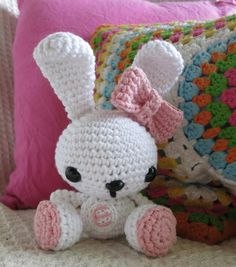 Virkaten Hello Kitty, Dinosaur Stuffed Animal, Toys, Crochet, Blog, Character, Animals, Art, Crochet Hooks
