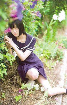 Hirate Yurina (平手友梨奈). #Hiratechi (ひらてち), #Techi (てち) #nogizaka46