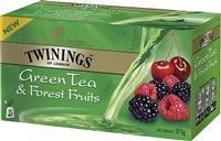 Twinings Vihreä Tee & Metsämarjat