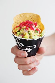 Refinery 29 - Your Guide To L.A.'s Best Food Trucks:  How cute are Border Grill's ultra-convenient (and scrumptious) cones? The truck offers up some of the best Mexican food in town, from six different types of tacos to bomb breakfast burritos.