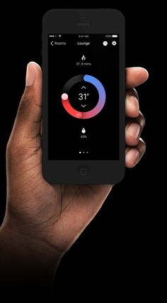 Thermostat on Behance