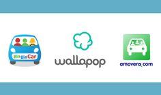 Aplicaciones móviles de consumo colaborativo #apps Como BlablaCar, Amovens o Wallapop ¿Cuál usas tu?