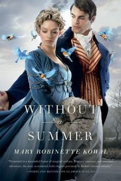 Without a Summer by Mary Robinette Kowal. After the volcano on Mount Tambora in Indonesia erupted in 1815, the ash spread around the globe, blocking sunlight. England really didn't have a summer in 1816, although the reason for the cold weather wasn't widely known. This is a fantasy novel, but may appeal to readers who are Anglophiles or enjoy witty Regency romances.