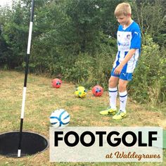 With so many on park facilities, there's fun and enjoyment day and night! #holidays #essex #dayout #mersea #golf #footgolf http://www.waldegraves.co.uk/holiday-activities/park-facilities/