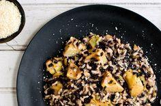 Black Rice and Arborio Risotto With Artichokes — Recipes for Health - NYTimes.com