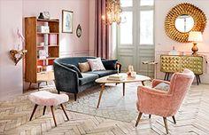 Meubles & déco d'intérieur style Classique chic | Maisons du Monde