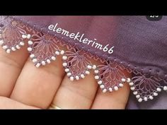 Irish Crochet, Crochet Motif, Crochet Designs, Easy Crochet, Knit Crochet, Baby Knitting Patterns, Crochet Patterns, Saree Kuchu Designs, Needle Lace