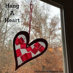 I Did It - You Do It: Hang a Heart