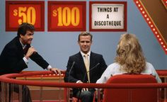 $10,000 Pyramid -- host Dick Clark