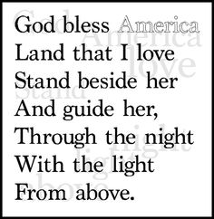 We are naive if we think America & we have not already been blessed by God...and continue to be.