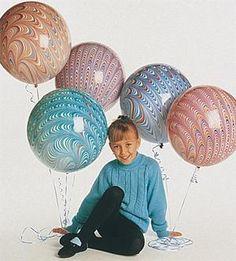 """18"""" Peacock Balloon  (bag of 25)"""