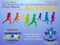 Cultores populares se movilizarán a favor de la población con autismo