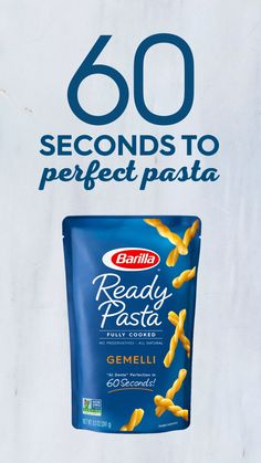 Create an easy-to-make at home with Ready Pasta, perfectly prepared in just 60 seconds! Save this recipe made with fresh zucchini, tomatoes, shrimp and delcious Gemelli pasta. Ads Creative, Creative Video, Creative Advertising, Visual Advertising, Yummy Treats, Yummy Food, Food Graphic Design, Easy To Make Dinners, Food Packaging