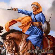 MAI BHAGO - courage, strength, leadership, loyalty