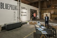 Blueprint 3D Printing Competition
