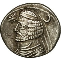 Right now on NumisCorner ➽ Orodes ii Drachm Not Applicable. ✓ Quality Expand your collection without delay ! Parthian Empire, Ancient Near East, Oriental, Cloak, Coins, Marco Antonio, Cleopatra, Silver, Collection