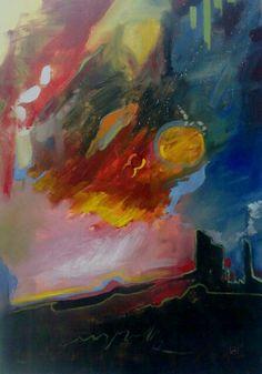 Oil on canvas 100/70