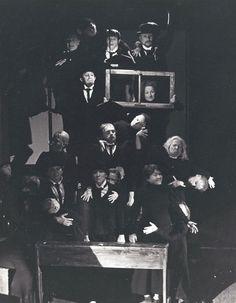 Tadeusz Kantor. Dead Class, 1975.