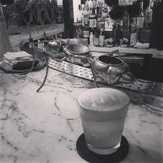 A S #amarettosour #mixologist #decadent #drinks #cocktails #london #artesianbar #bar #classics #antcocktailholder #cocktailvessels #custommade by mlletitine