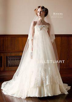 ウェディングドレス ブライダルコレクション JILLSTUART WEDDING[ジル スチュアート ウェディング]