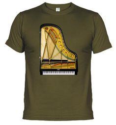 Grand Piano - T-shirt
