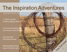 Inspiration Adventures Summer 2013. Digital Version is Free. Print Version is $14.80 from HP MagCloud