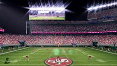 9f30994b0 Levi s Stadium appears in new Madden NFL 25 video game! http   www