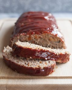 JESS-this is a great formula for meatloaf recipes! How To Make Meatloaf from Scratch — Cooking Lessons from The Kitchn Meatloaf Recipes, Beef Recipes, Cooking Recipes, Cooking Tips, Weekly Recipes, Beef Meals, Hamburger Recipes, Dog Recipes, Gastronomia