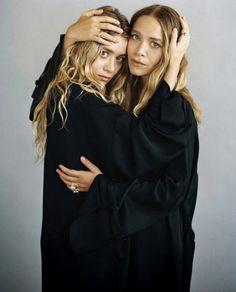 Mary Kate and Ashley Olsen Vogue Germany