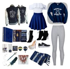 workout kids tween \ workout kids tween , workout for tweens for kids Mode Harry Potter, Harry Potter Outfits, Harry Potter Film, Harry Potter Style, Movie Inspired Outfits, Themed Outfits, Disney Inspired, Apostolic Fashion, Ravenclaw