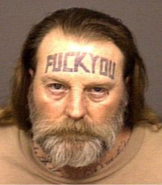 Hilarious Mugshots - Seriously, For Real? 20+ images