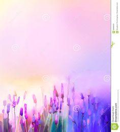 oil-painting-violet-lavender-flowers-meadows-abstract-sunshine-flower-field-soft-purple-color-blur-68888059.jpg (1173×1300)