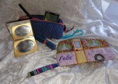 Machine Embroidery Projects, Camper, Purses, Handbags, Caravan, Camper Van, Recreational Vehicles, Truck Camper, Bags