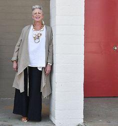 BRYN WALKER Light Linen LONG FULL PANT Wide Palazzo Pants X S M L XL SPRING 2017