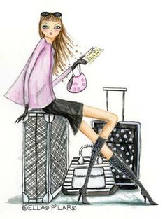 Um blog sobre moda, beleza e todos os assuntos ligados ao universo feminino.
