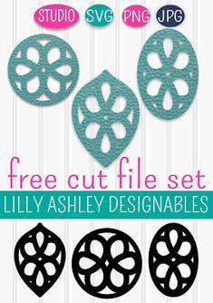 Freebie Cut File Trio!! Personal/Comercial use set of three!